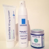 rosacea friendly skincare